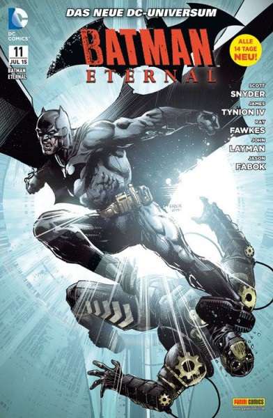 Batman Eternal 11