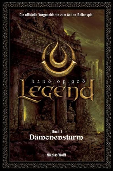 Legend: Hand of God 1: Dämonensturm