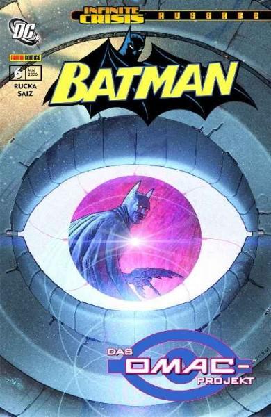 Batman Sonderband 6: Das Omac-Projekt