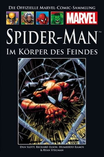 Hachette Marvel Collection 129: Spider-Man - Im Körper des Feindes