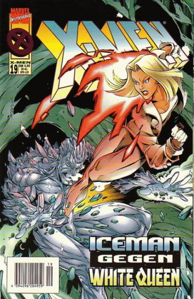 X-Men 19: Iceman gegen White Queen