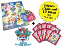 Paw Patrol - Mighty Pups Sticker - Schnupperbundle