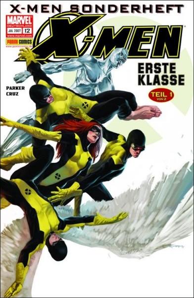 X-Men Sonderheft 12 - Erste Klasse 1