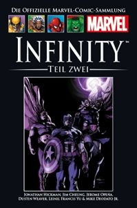 Hachette Marvel Collection 133: Infinity 2