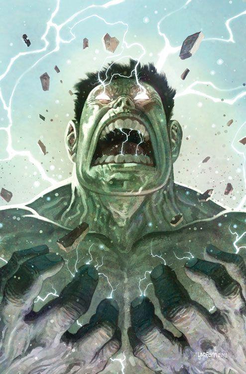 Hulk 15 Variant