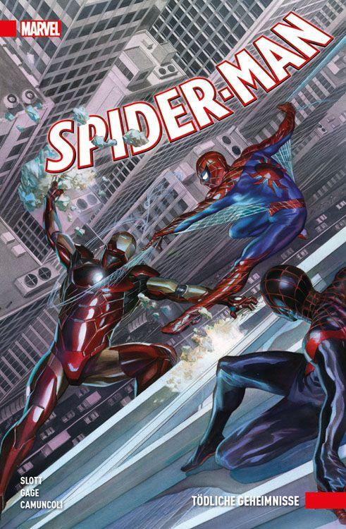 Spider-Man: Bd. 3: Tödliche Geheimnisse