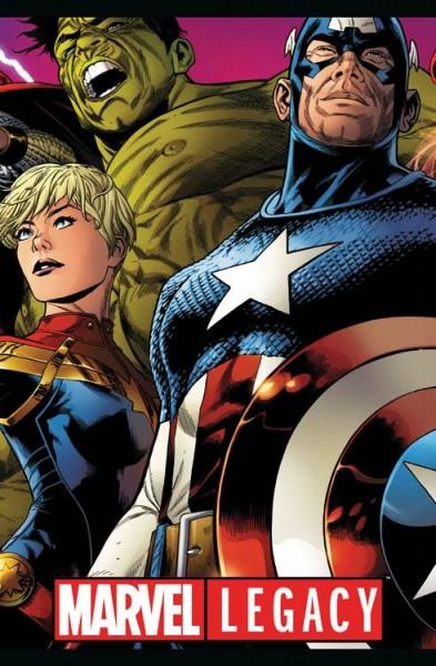 Marvel Legacy Special Variant