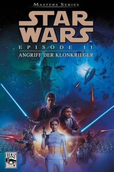 Star Wars: Masters 9 Episode II - Angriff der Klonkrieger