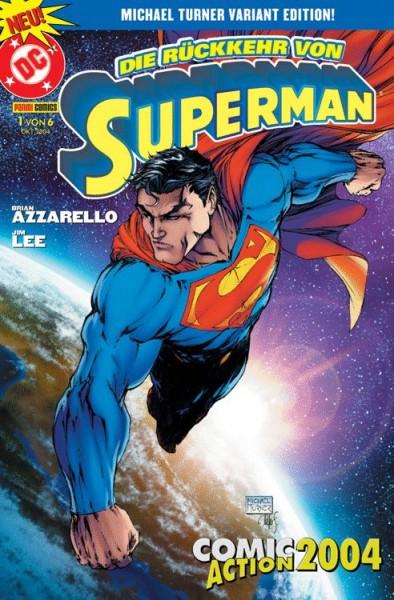 Die Rückkehr von Superman 1 Variant