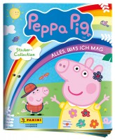 "Peppa Pig ""Alles, was ich mag"" Album Cover"