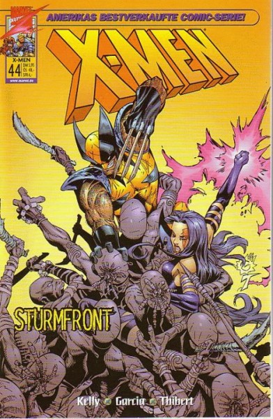 X-Men 44: Strumfront