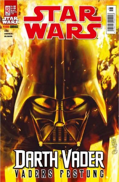Star Wars 48: Darth Vader - Vaders Festung 5 - Kiosk-Ausgabe