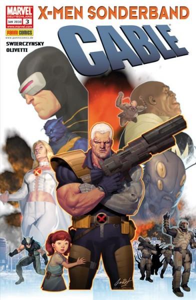 X-Men Sonderband: Cable 3