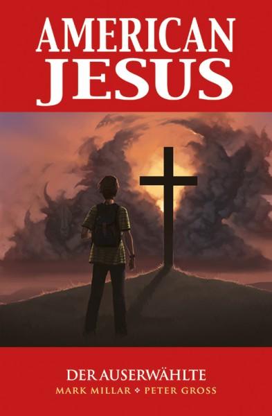 American Jesus 1: Der Auserwählte Cover