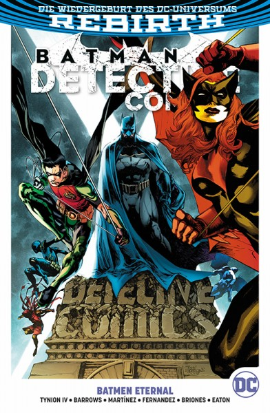 Batman - Detective Comics Paperback 7: Batman Eternal