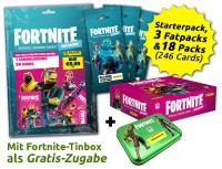Fortnite Reloaded Trading Cards - Save-the-World-Bundle