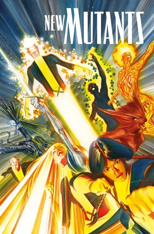 New Mutants - Die Rückkehr Hardcover