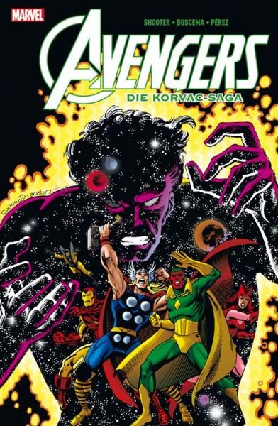 Avengers: Korvac-Saga