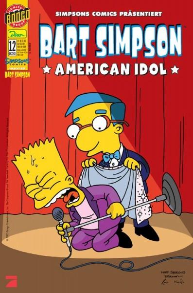 Bart Simpson Comics 12
