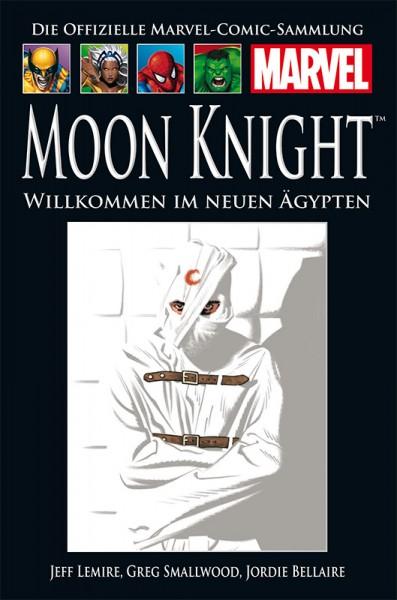 Hachette Marvel Collection 193: Moon Knight - Willkommen im neuen Ägypten Cover