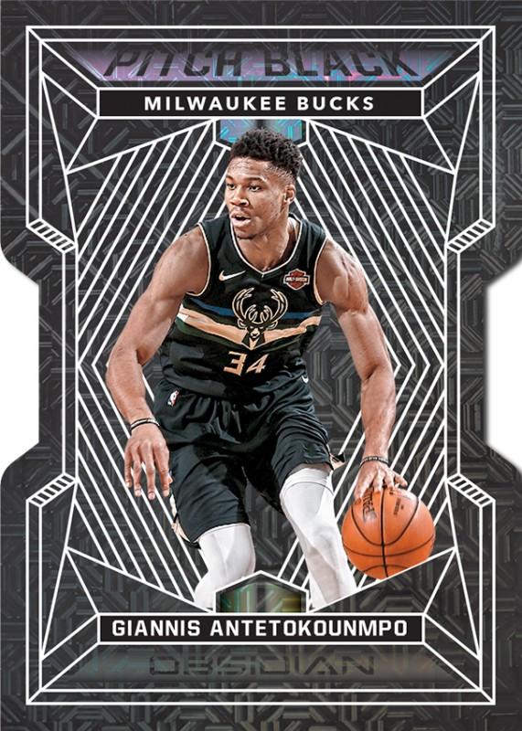 NBA Basketball Obsidian Trading Cards 2019/20 - Giannis Antetokounmpo