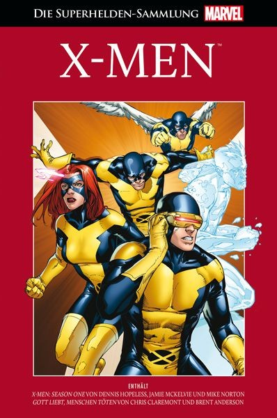 Die Marvel Superhelden Sammlung 8: X-Men