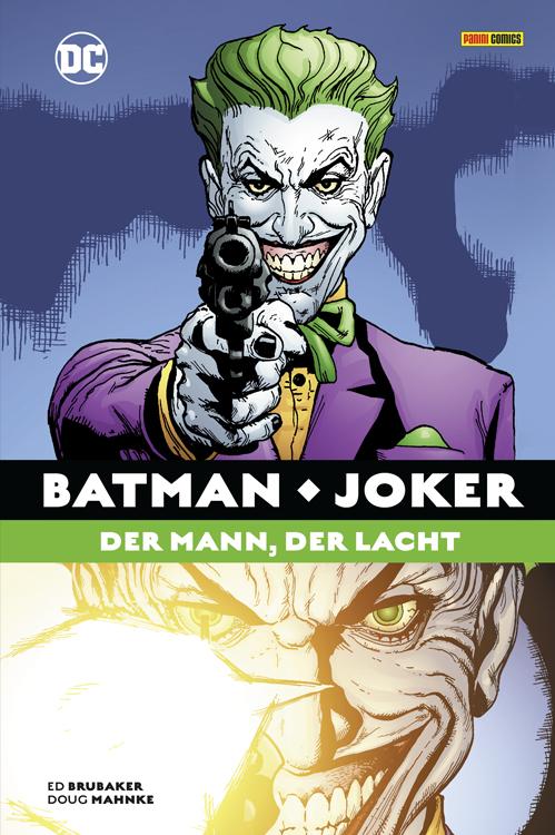 Batman/Joker: Der Mann, der lacht...