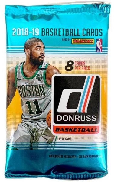 NBA 2018-2019 DONRUSS Trading Cards - Blasterbooster