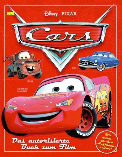 Disney Cars - Das autorisierte Buch zum Film