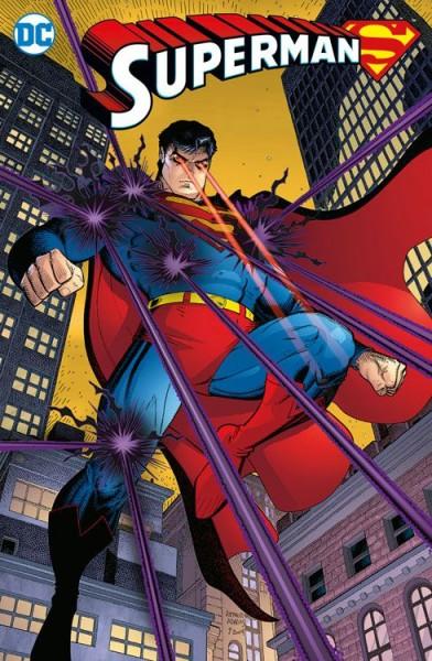 Superman Sonderband 6: Imperius Lex - Comic Action Essen Variant