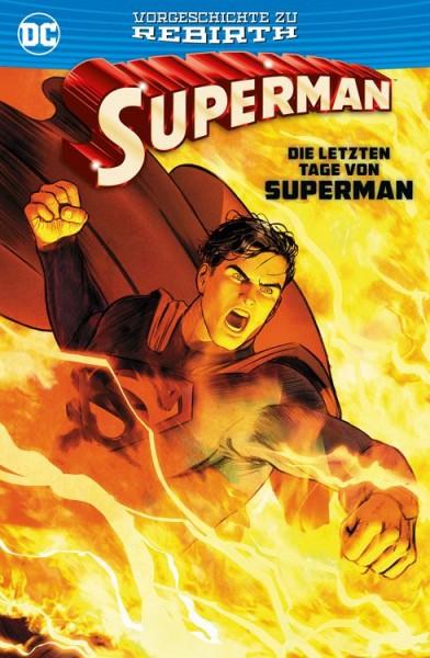 Superman: Die letzen Tage von Superman