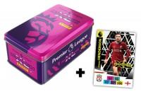 Panini Premier League Adrenalyn XL 2020/21 Kollektion – Tin-Box Pink