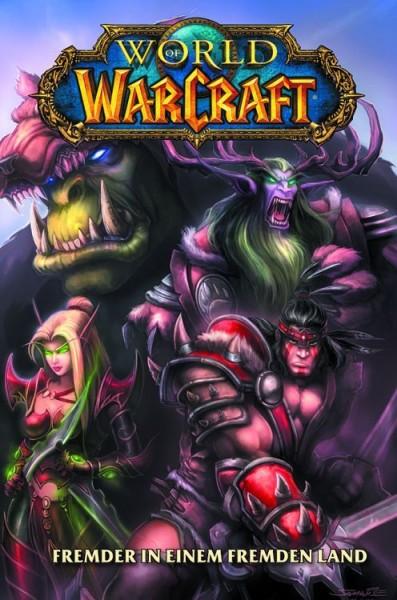 World of Warcraft Sonderband 1: Fremder in einem fremden Land