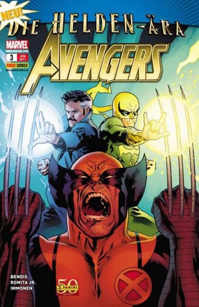 Avengers 3 (2011)