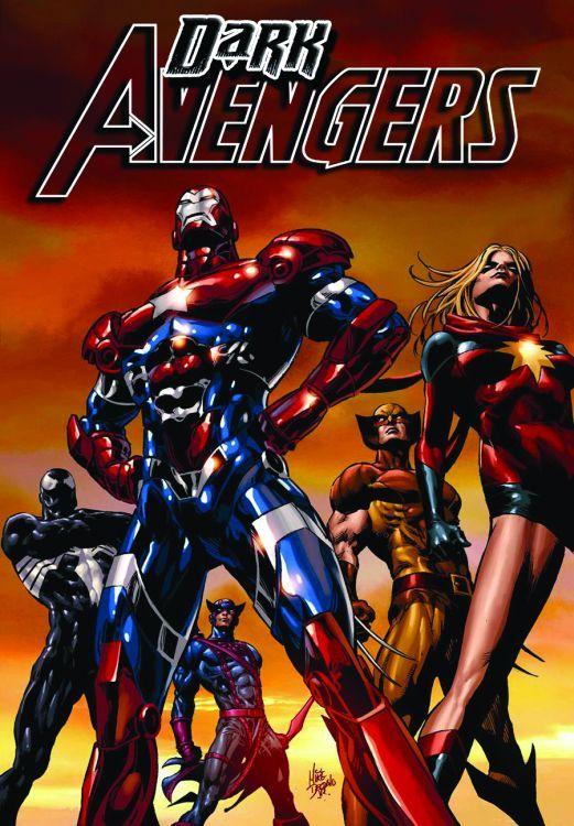 Dark Avengers 1 Variant - Comic...