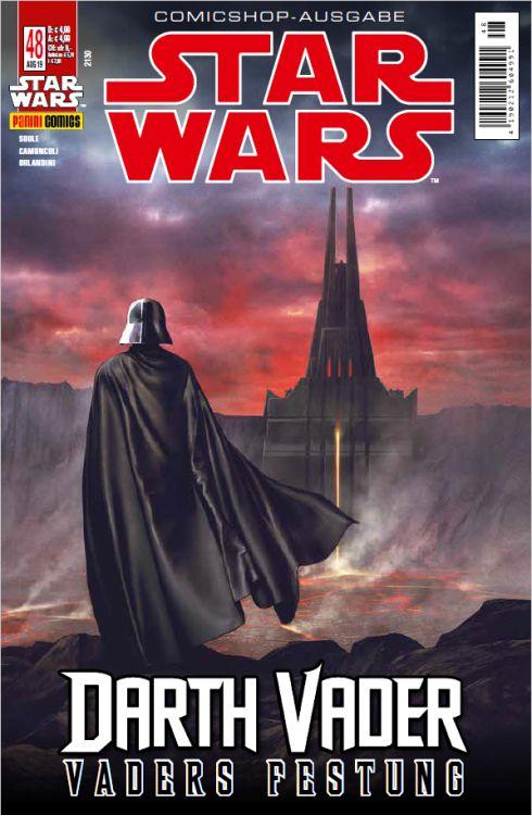 Star Wars 48: Darth Vader - Vaders...