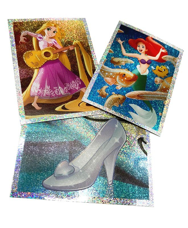 Disney Prinzessin 2020 Stickerkollektion