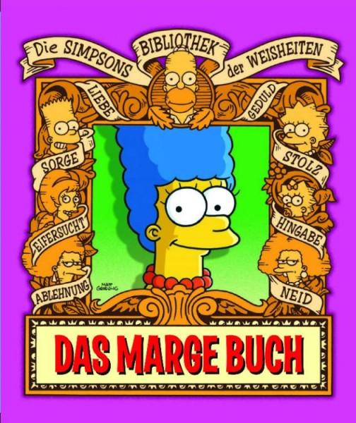 Die Simpsons: Bibliothek der Weisheiten - Das Marge Buch