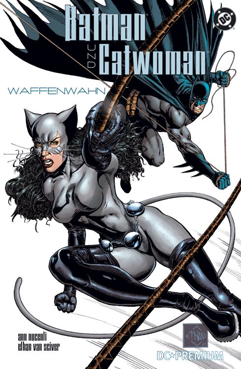 DC Premium 35: Batman/Catwoman -...