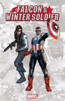 Falcon & Winter Soldier Cover