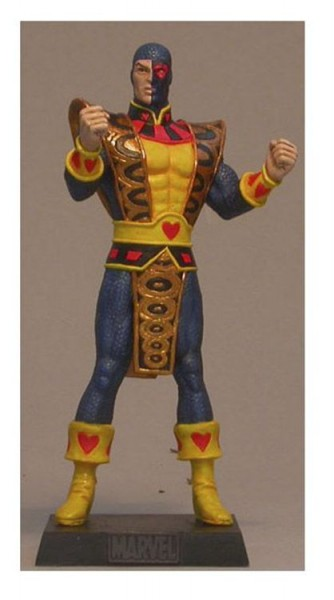 Marvel-Figur: Jack of Hearts