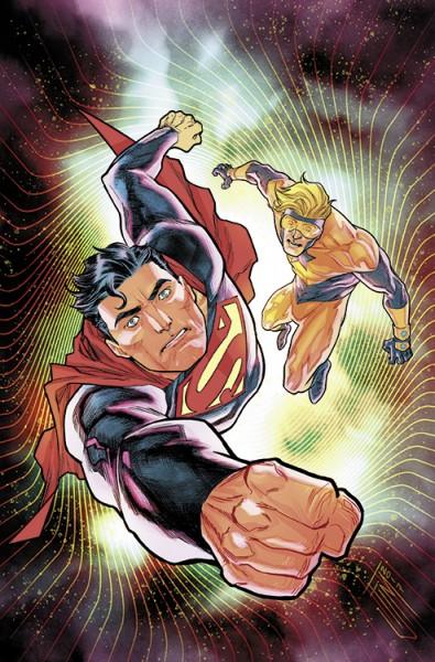 Superman Paperback 6: Jagd durch die Zeit