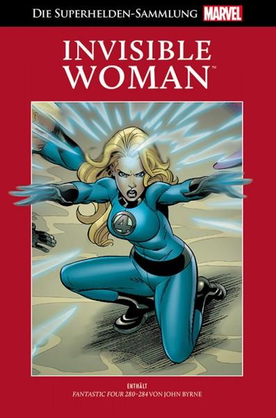 Die Marvel Superhelden Sammlung 87: Invisible Woman Cover