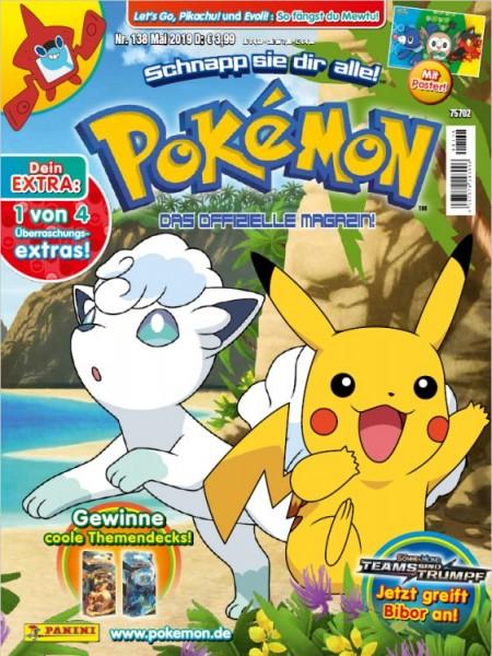 Pokémon Magazin 138