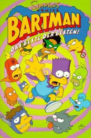 Simpsons Sonderband 9: Bartman
