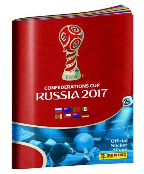 Confederations Cup Russia 2017 - Album