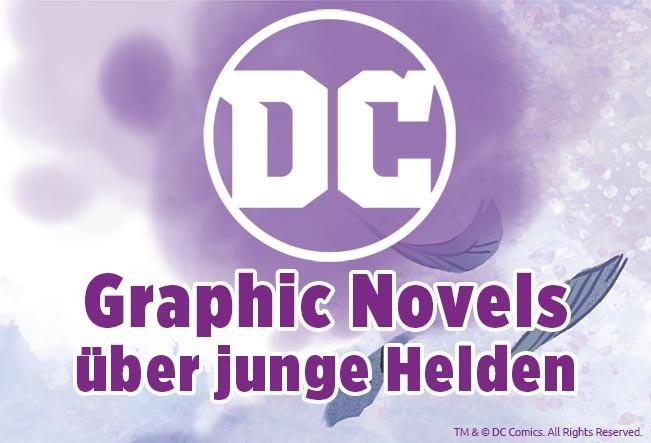Panini Ink Graphic Novels über junge Helden