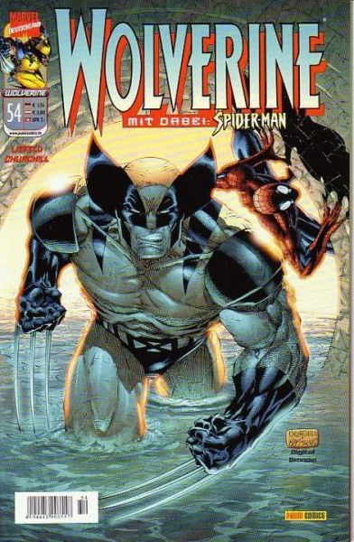 Wolverine 54
