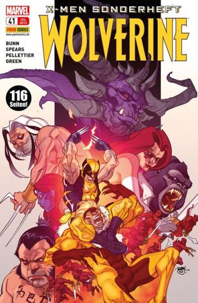 X-Men Sonderheft 41: Wolverine