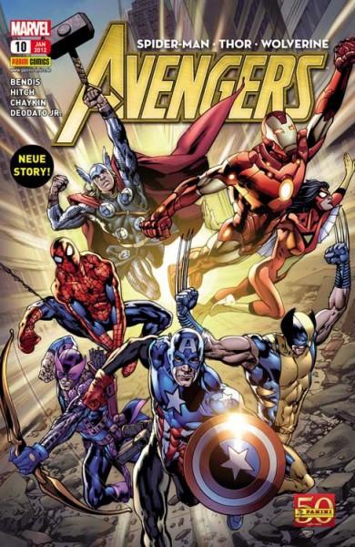 Avengers 10 (2011)